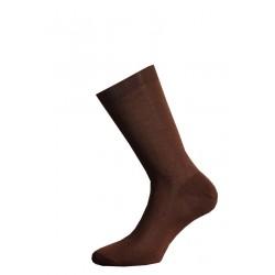 SHORT SOCKS 100% COTTON LISLE MADE IN ITALY - WHITE