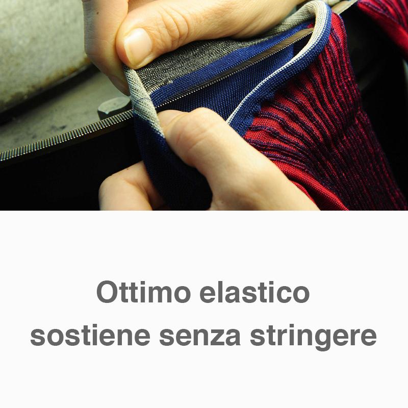 Ottimo elastico, sostiene senza stringere